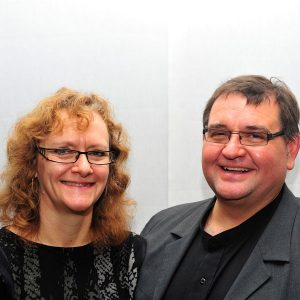 Pastor David and Alison Holmes