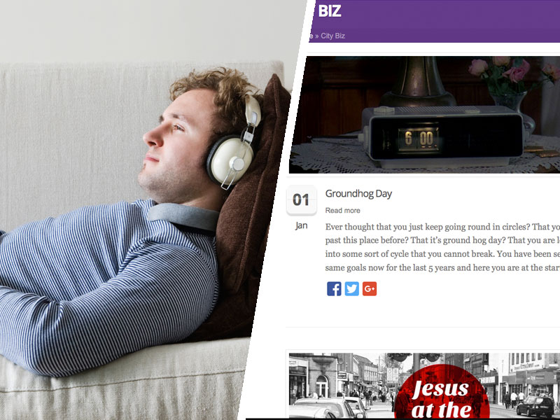 Sermon Podcasts & Monthly Bulletin