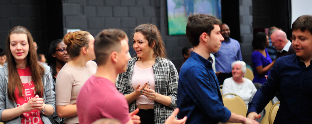 Loughborough Church New Springs - Students