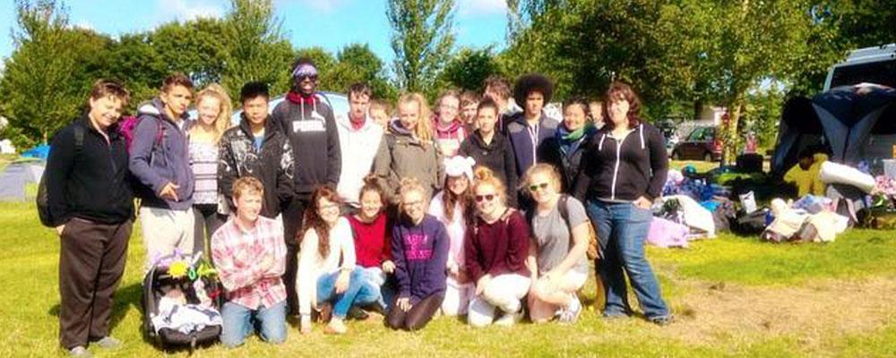 Loughborough Church New Springs - Youth