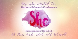 She: National Women's Conference - New Springs Church