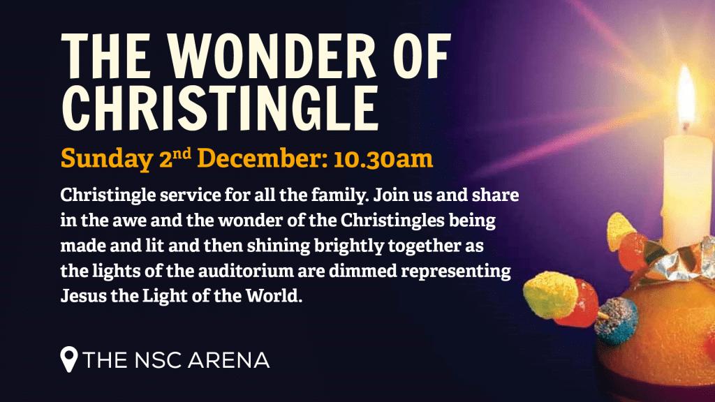 New Springs City Church - Loughborough - Christmas Events - Christingle