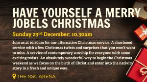 New Springs City Church - Loughborough - Christmas Events - Christmas Jobels