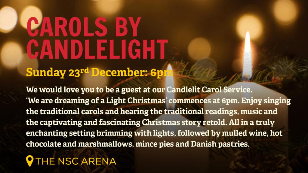 New Springs City Church - Loughborough - Christmas Events - Carol Service