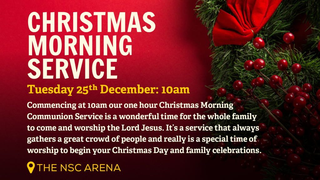New Springs City Church - Loughborough - Christmas Events - Christmas Morning