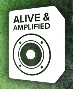 Alive & Amplified Youth Group @ The NSC Arena