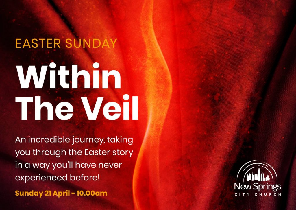 Easter Sunday Morning Service - Within the Veil @ The NSC Arena