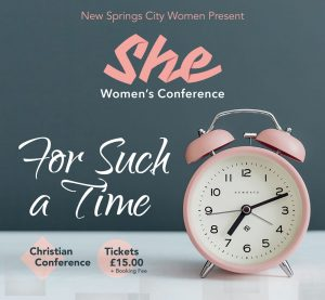 she-womens-christian-conference She Conference 2019 - New Springs Church Loughborough